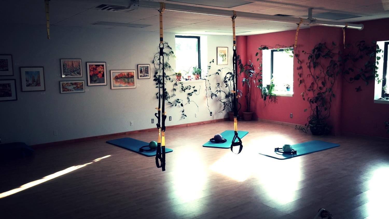 Pilates/TRX Class Schedule — Anatomy in Motion