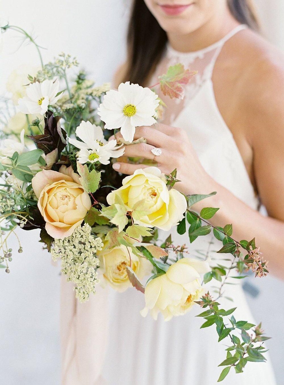 WEDDING SPARROW: SPRING BRIDAL LOOK