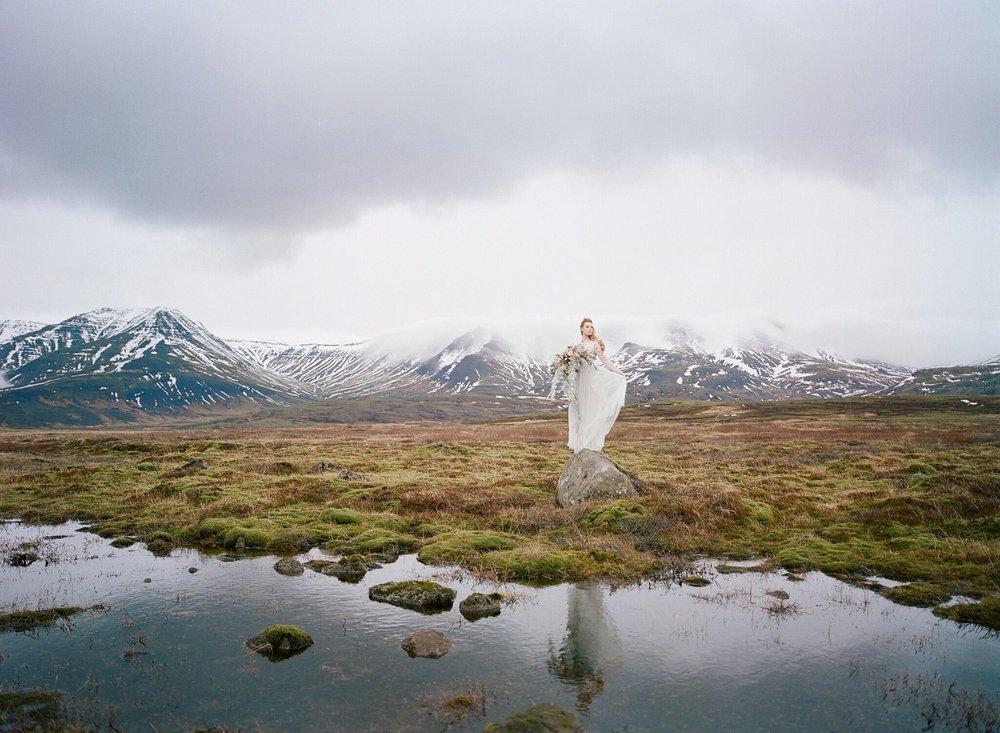 Wild Mountainous Iceland