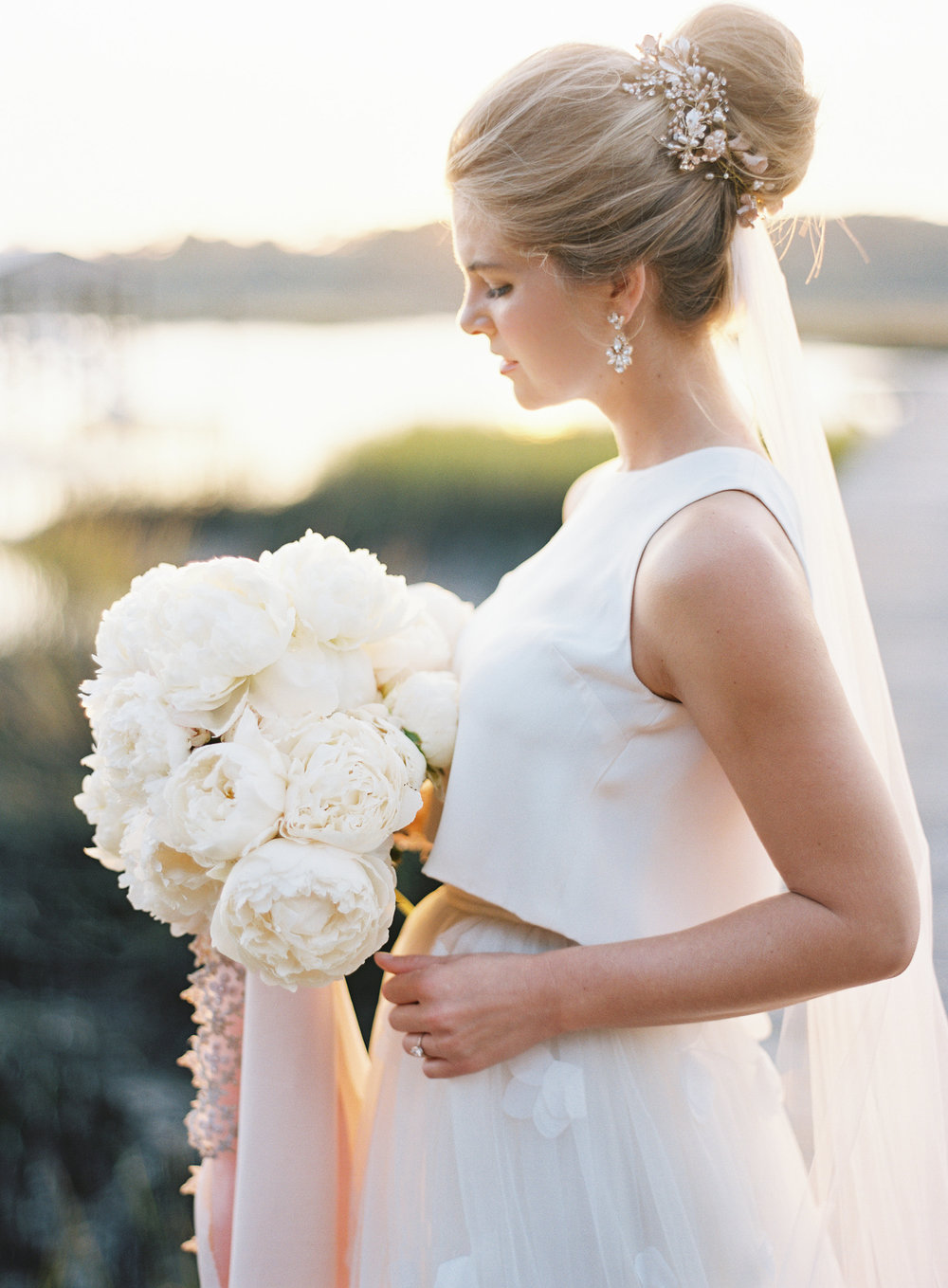 Old Meets New Southern Bridal Inspiration
