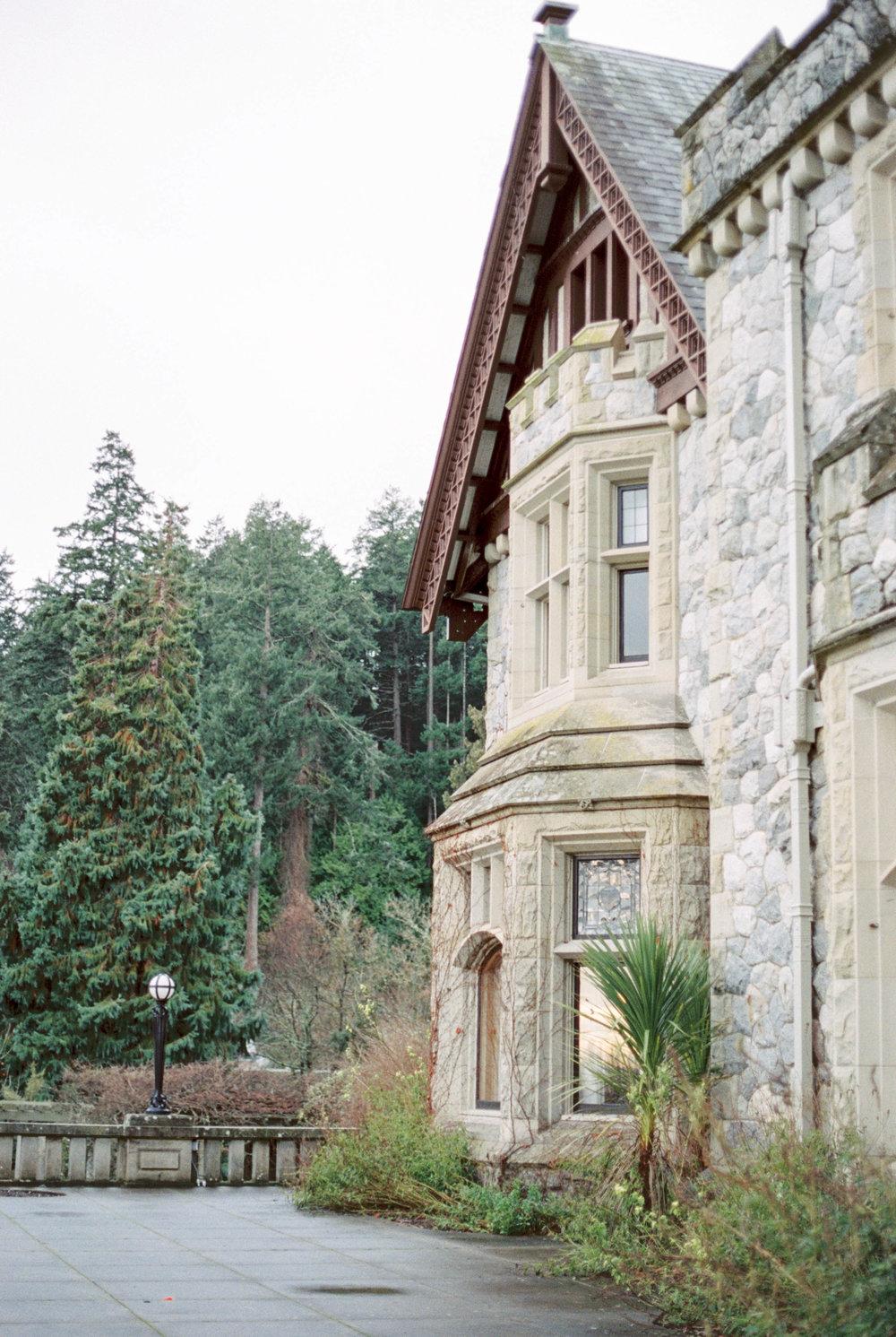 Hatley Castle Editorial
