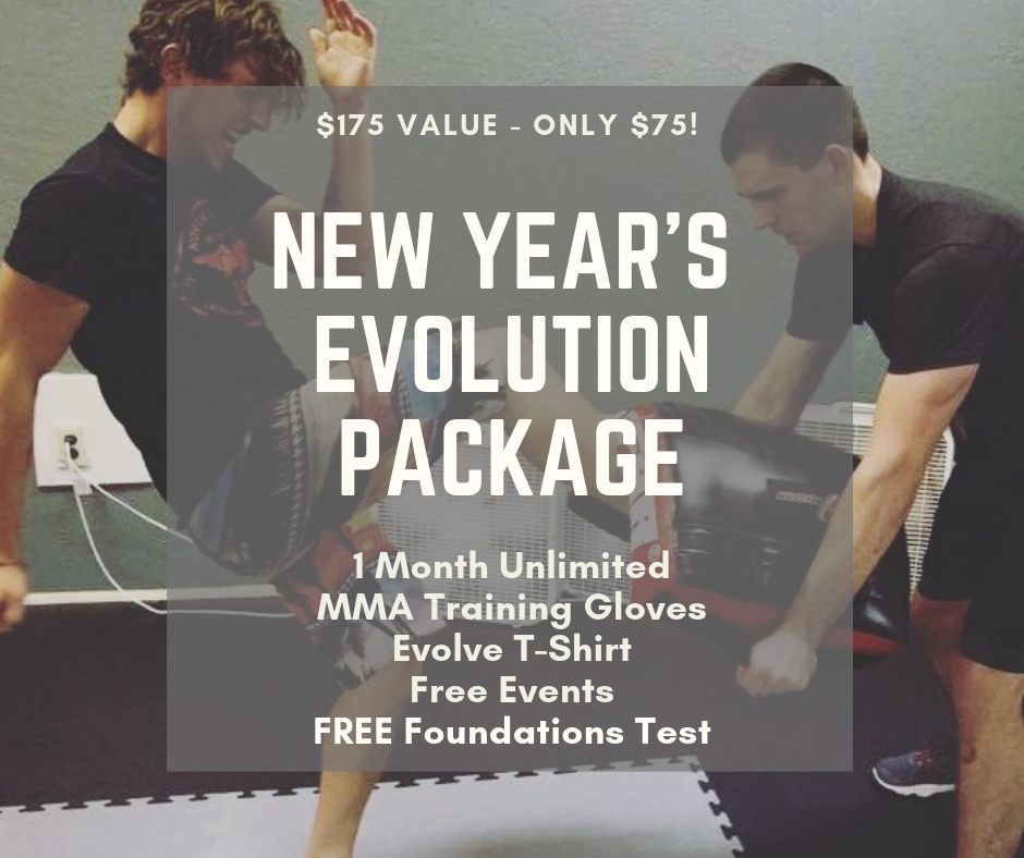 New Year's Evolution Package
