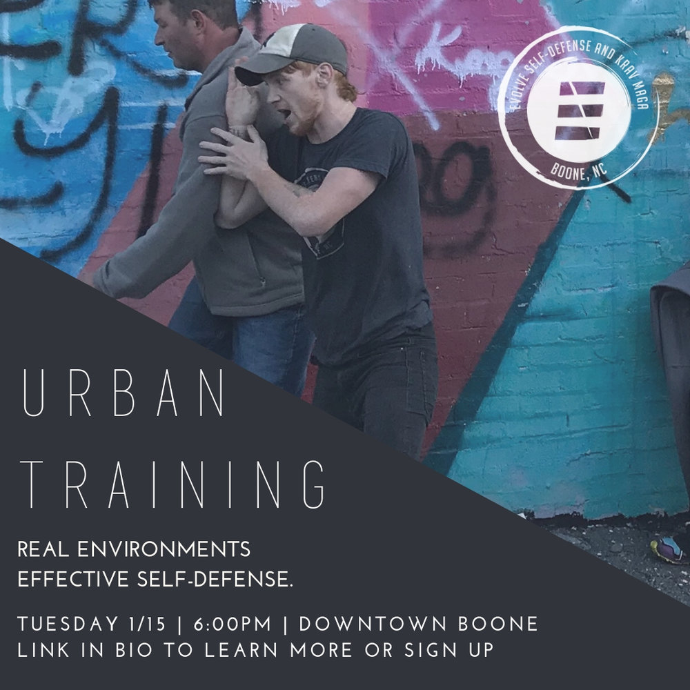 Urban Training #3