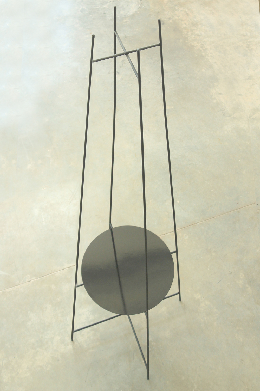 PY2   Estructura de varilla metálica Ø10mm  Dimensiones: - 2200 x 500 x 500  Valor $7280.- + I.V.A.   Terminación: pintura a horno