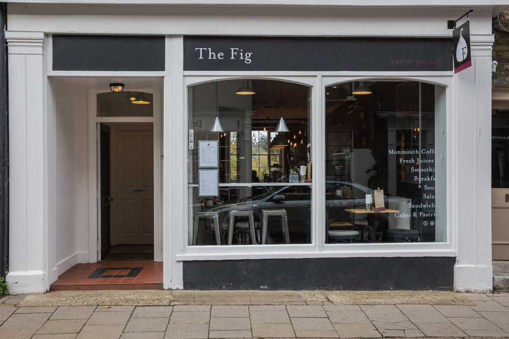 Fig cafe Rye