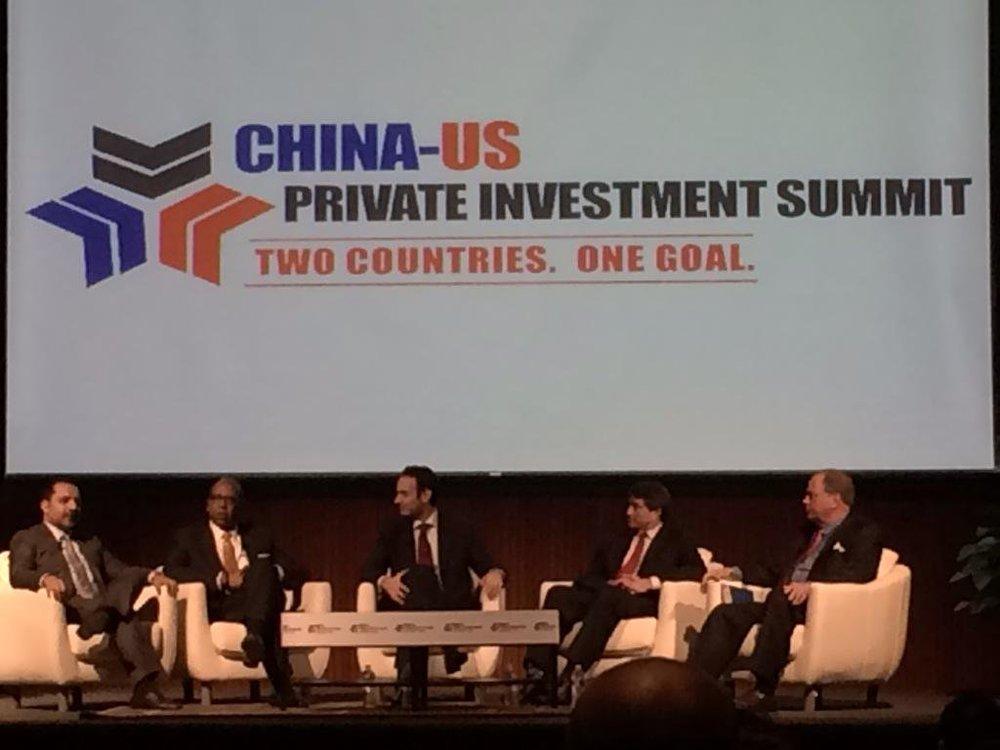 Steve Papermaster US China Summit Panel