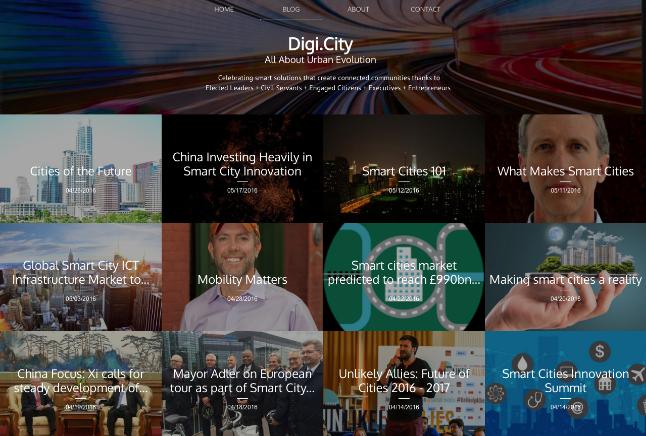 Digi.City Home Page