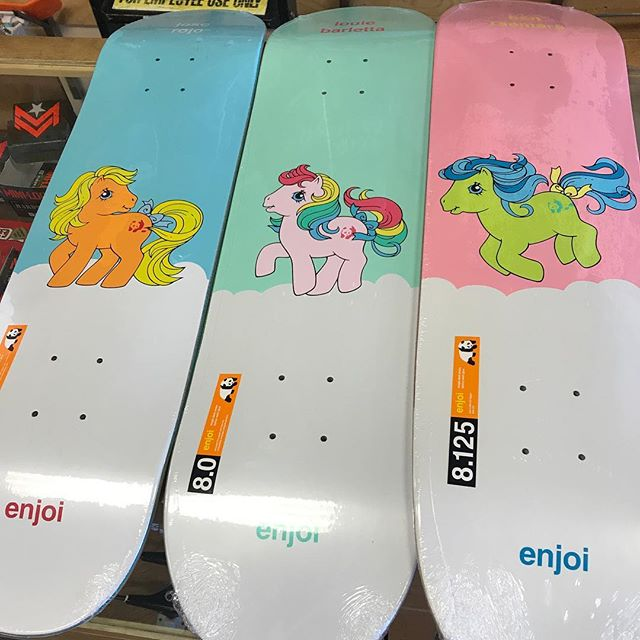 The guys at @enjoi are secure with who they are.. are you!