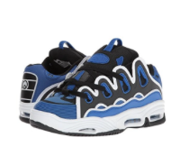 Osiris Shoe D3 2001 Blue/Black/White -
