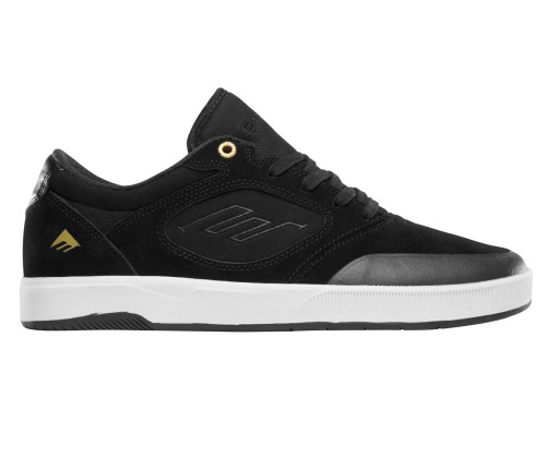 Emerica Dissent Black/White -