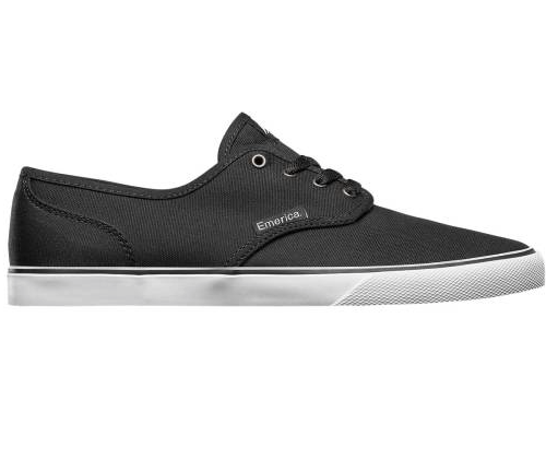 Emerica Wino Cruiser Black/White -