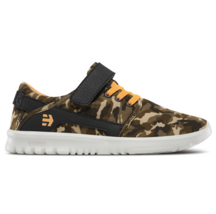 Etnies Scout V Brown/Camo - $50