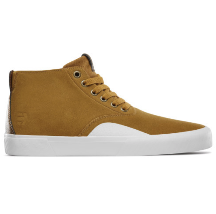 Etnies Jameson Vulc MT Tan/Brown/White - $70