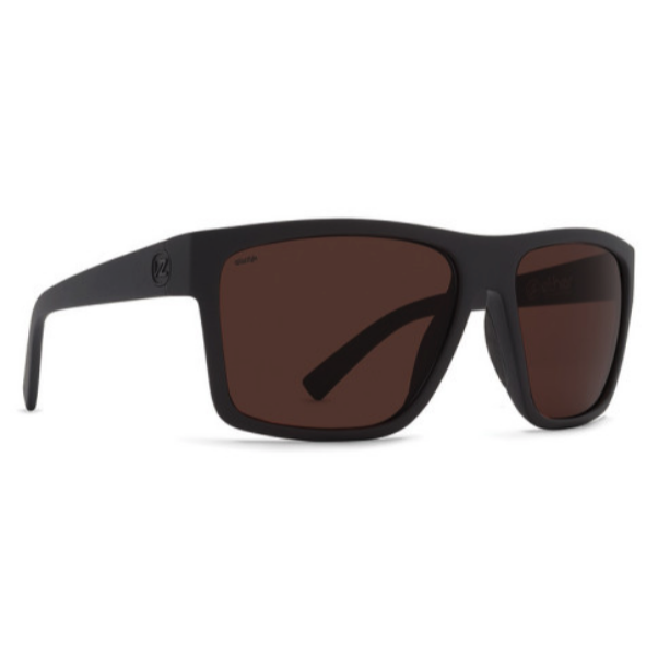VonZipper Dipstick Polar Black Satin/Wild Rose Polar - $160
