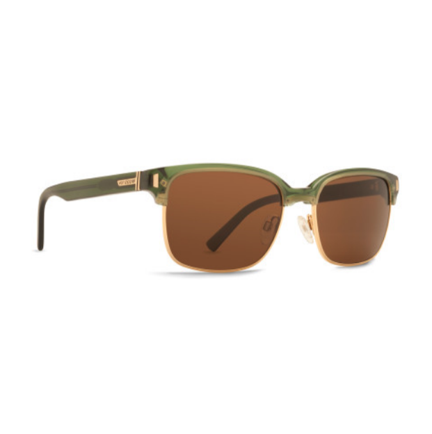 VonZipper Mayfield Green/Bronze - $140