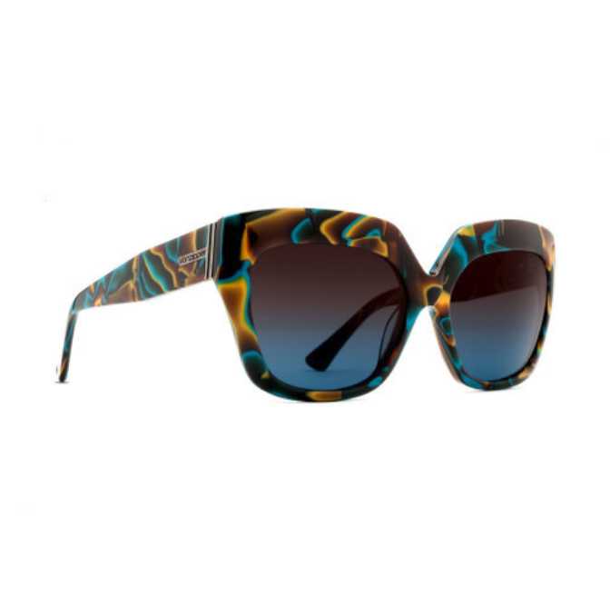 VonZipper Poly Color Swirl/Gradient - $125
