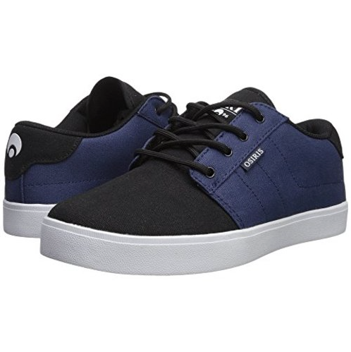 Osiris Mesa - This is another great shoe. The Mesa is a shoe that does it all. It will make your kick flips cleaner, your ollie higher, and get you all the girls. Well not really, but your feet will thank you everyday you put them on!