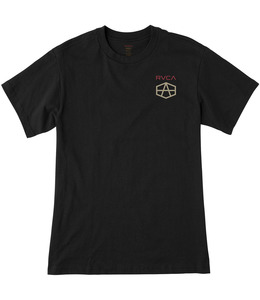 ANDREW REYNOLDS HEX T-SHIRT BLACK