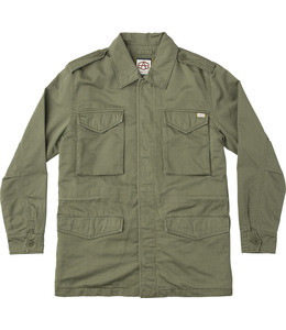 ANDREW REYNOLDS M65 CANVAS JACKET