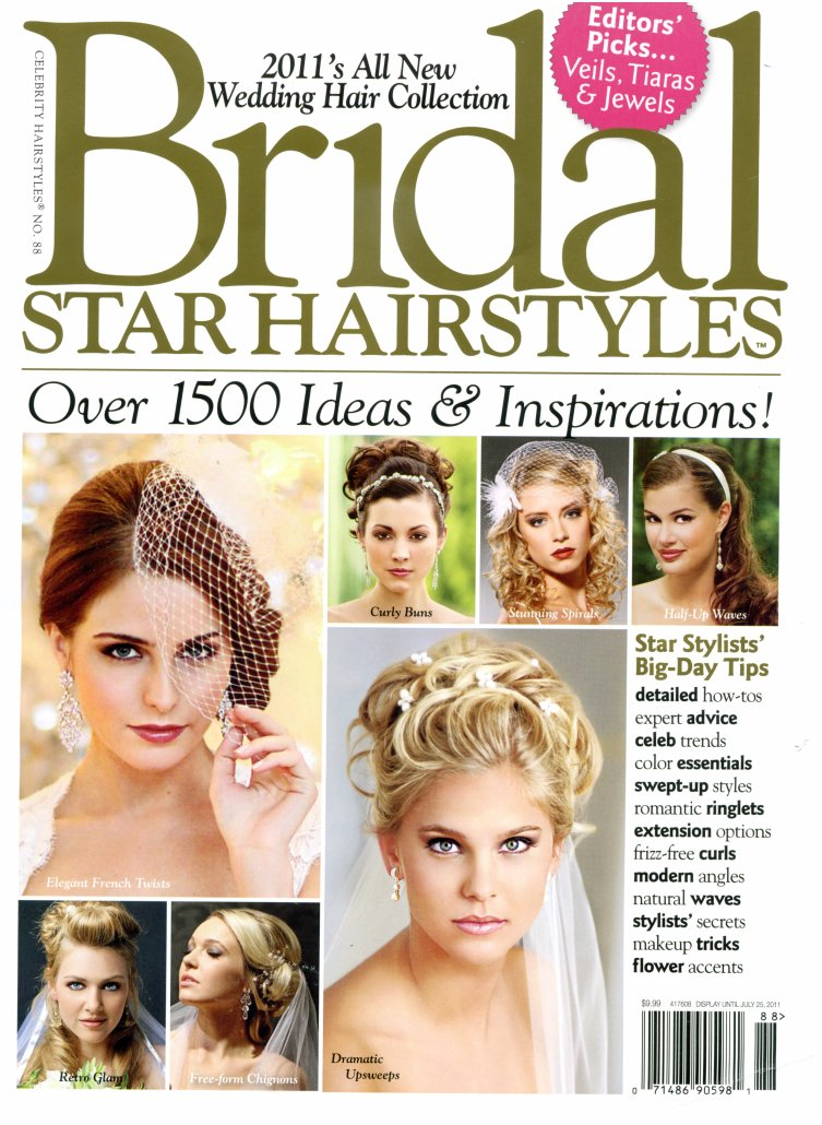Bridal Stars Hairstyles 2011