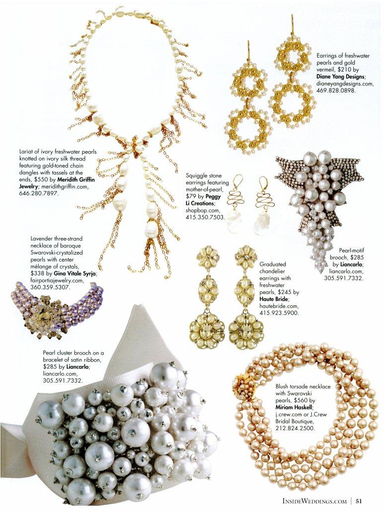 Inside Weddings Magazine Spring 2011