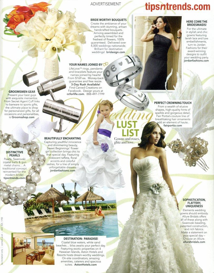 InStyle Magazine June 2011
