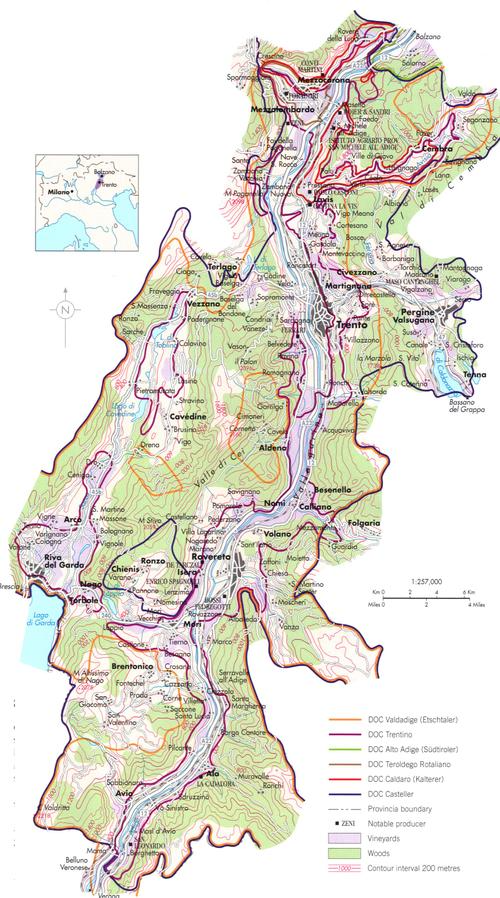 Trentino-Alto Adige/Suditrol - October, 2016