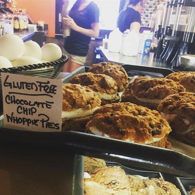 It's Friday & these GF treats are at my fave coffee shop. #winning 🙋🏼🙋🏼🙋🏼 . . . . . #glutenfree #gf #glutenfreeeats #glutenfreelife #treatyoself #friyay #friyay #yum #eats #foodgram #foodporn #instafood