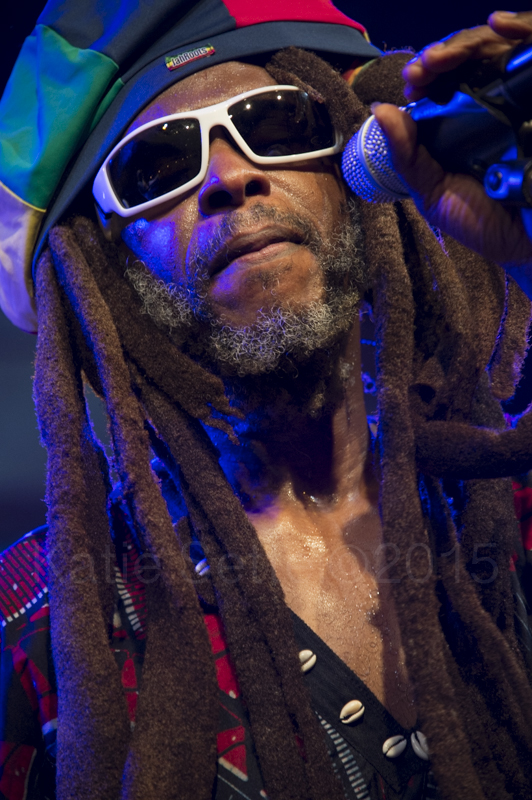 "Steel Pulse, David ""Dread"" Hines"