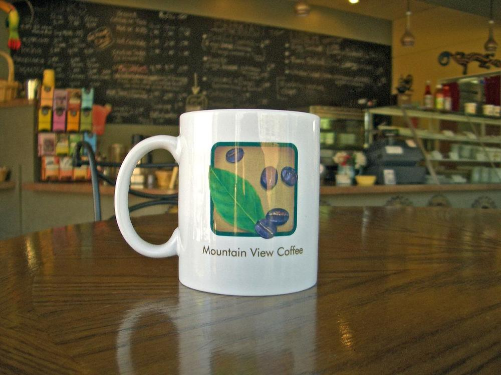 Take home a Mountain View mug.