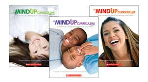 MINDUP  This research-based curriculum features 15 lessons that use the latest information about the brain to dramatically improve behavior and learning for all students. Each lesson offers easy strategies for helping students focus their attention, improve their self-regulation skills, build resilience to stress, and develop a positive mind-set in both school and life. This curriculum includes three different books to fit the needs of students ranging from pre-K to 8th grade.  Note: This series highlights the brain science.