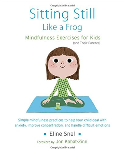Simple mindfulness practices to help your child (ages 5-12) deal with anxiety, improve concentration, and handle difficult emotions.