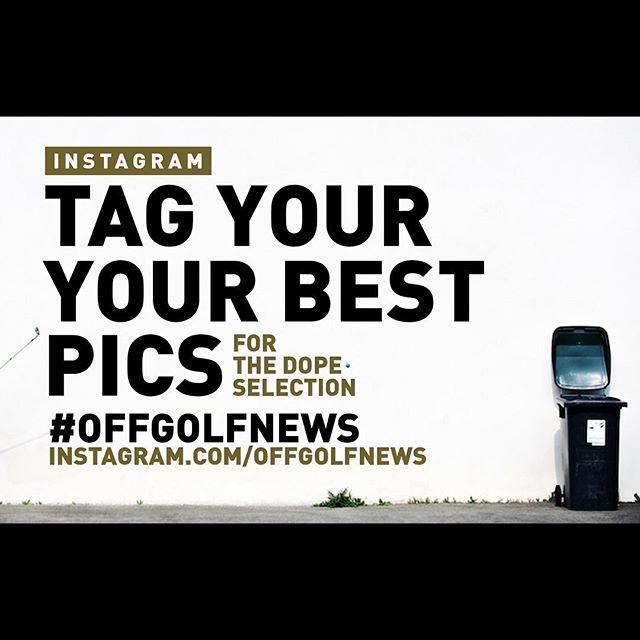#OFFGOLFnews
