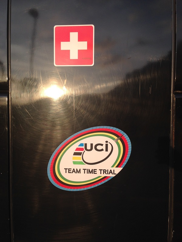 BMC Team Bus