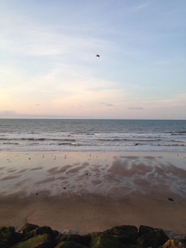 Colwyn Bay Sunset