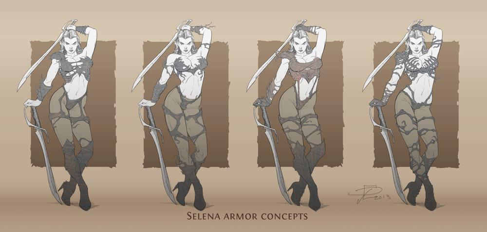 Selena Concept