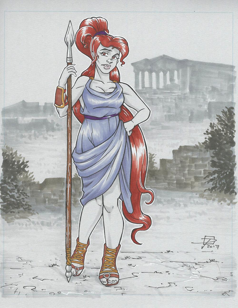 Megara (Hercules)