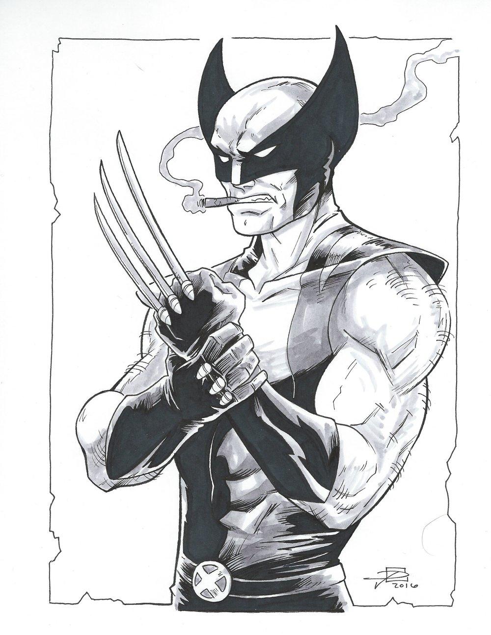 Wolverine (Logan)