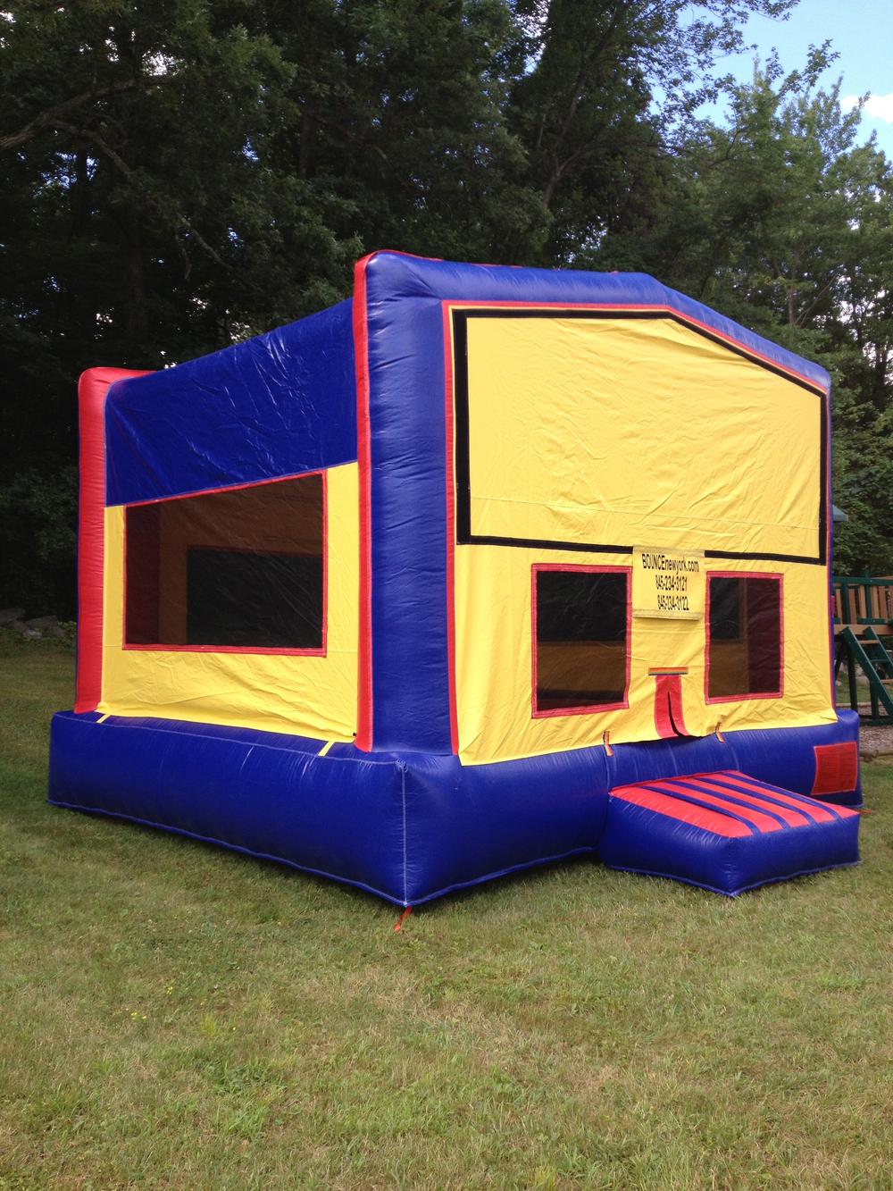 15' x 15'Bounce House