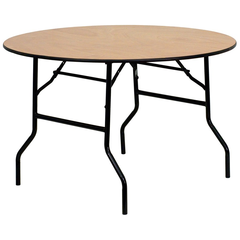 5' Round Tables - $10 Each
