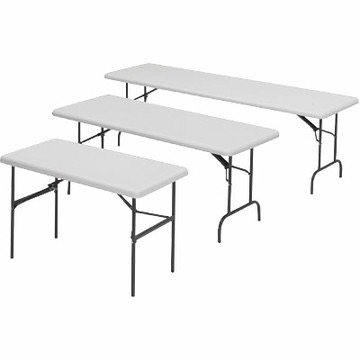 6' - Rectangle tables - $10 Each