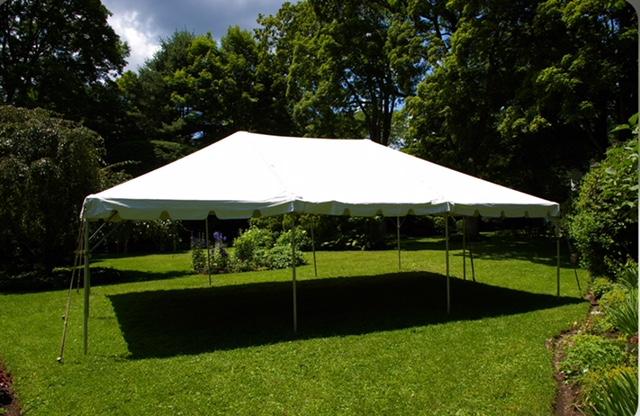 20x30 Pole Tent $350