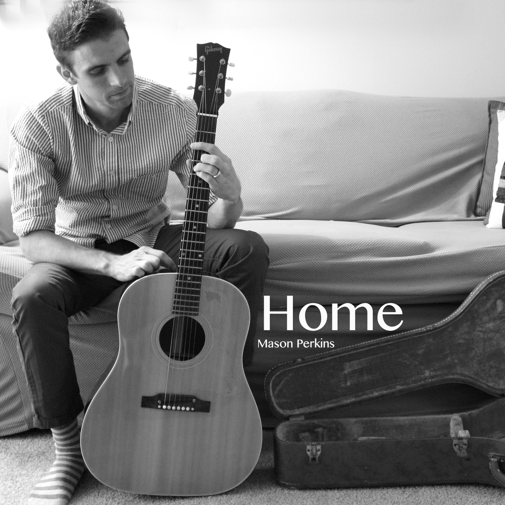 'Home' Album Cover