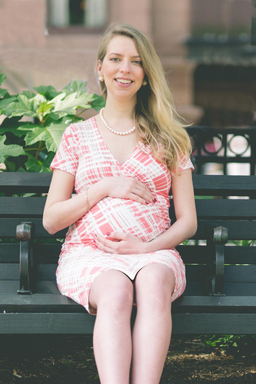 Baltimore-Pregnancy-Portrait
