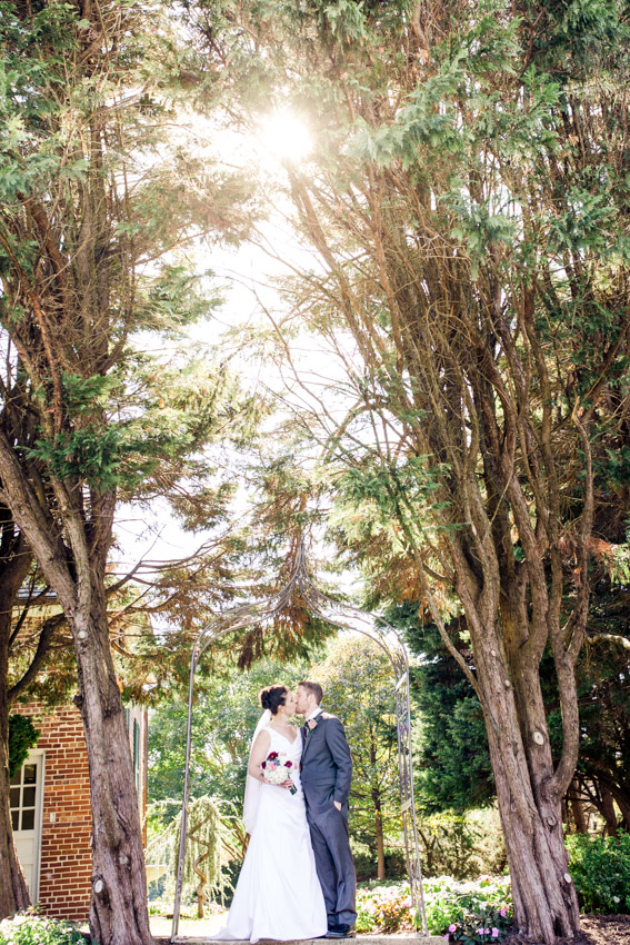 Romantic Kentlands Mansion Wedding