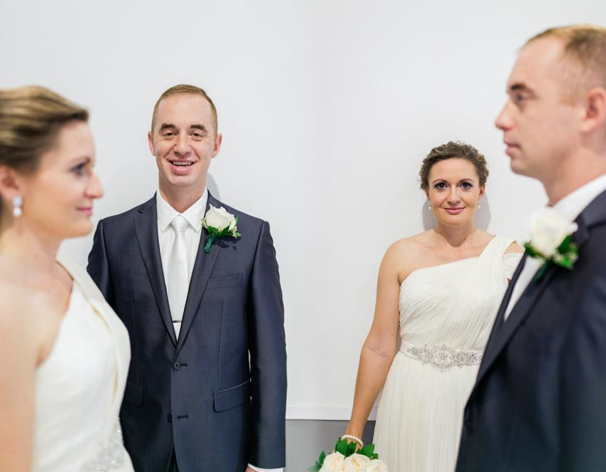 Artistic Maryland Wedding Portrait