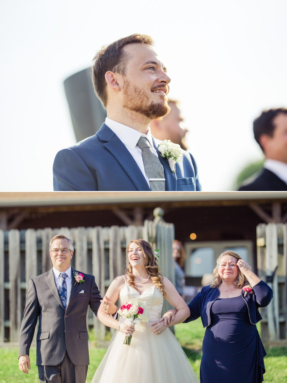 8 Chains North Wedding