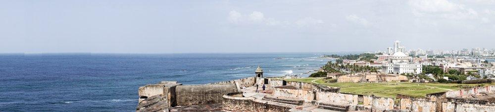 Historical San Juan Vacation