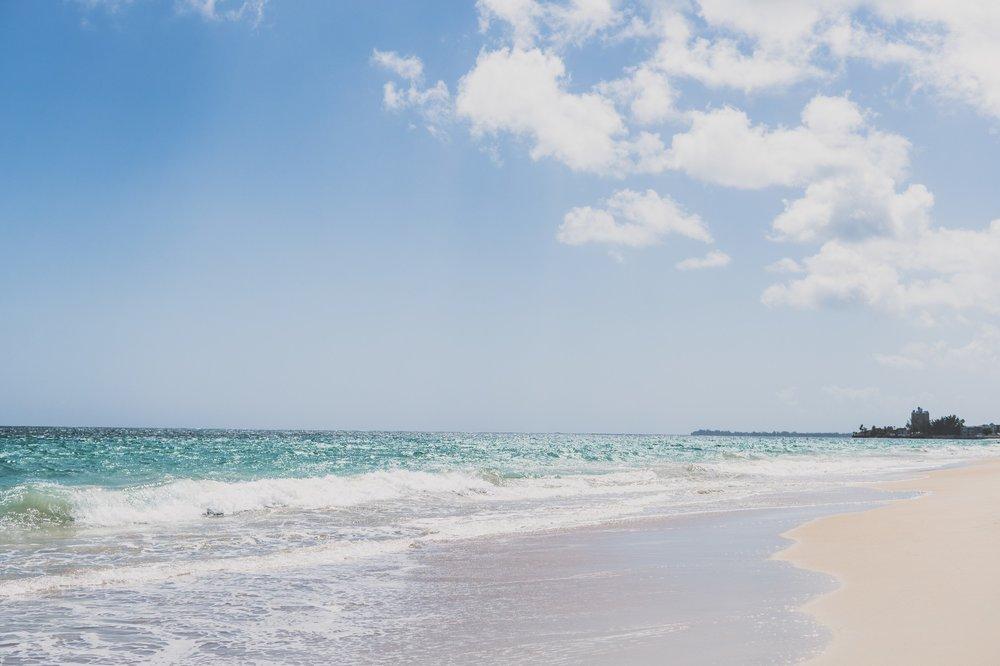 Puerto Rico Coast Line Ocean