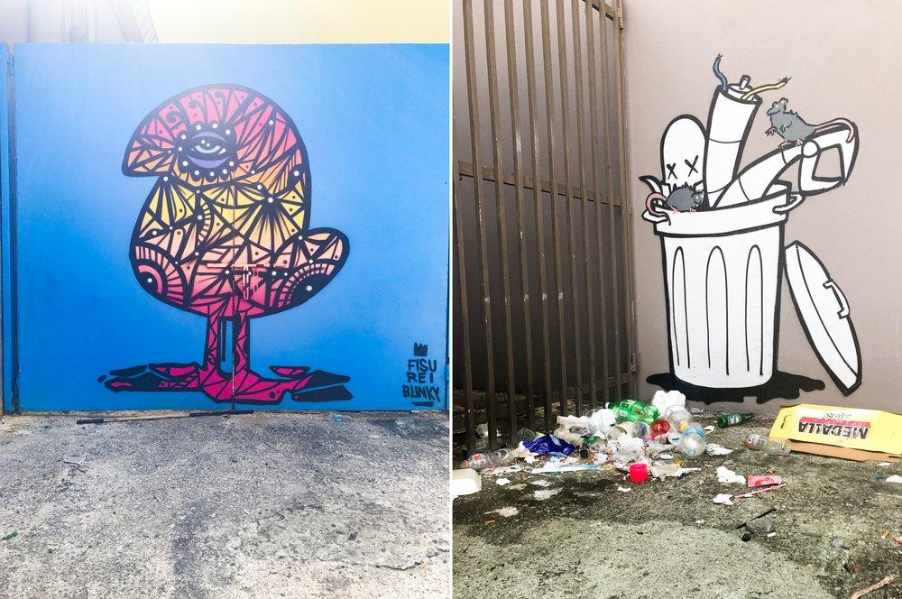Fisu Graffiti San Juan